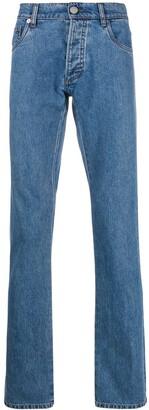 Prada Easy Fit Bootcut Jeans