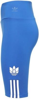 adidas Adicolor 3d Trefoil Biker Shorts