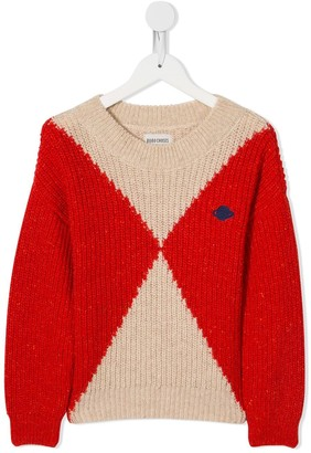 Bobo Choses Flying Saucer Sweater