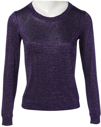 Missoni Purple Wool Top for Women