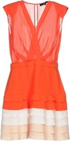 Elisabetta Franchi Short dresses - Item 34801622