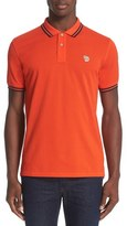 Paul Smith Men's Zebra Patch Polo