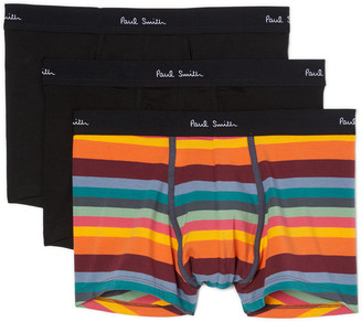 Paul Smith 3-Pack Cotton Trunk