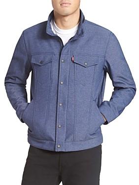 Levi's Classic Stand-Collar Trucker Jacket