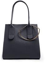 Roksanda Square leather tote
