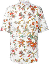 McQ floral print shirt