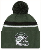 New Era New York Jets Diamond Stacker Knit Hat