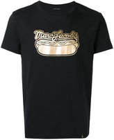 Marc Jacobs logo hot dog T-shirt - men - Cotton - M