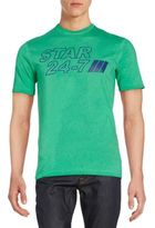 DSQUARED2 Star 24-7 Graphic Cotton Tee