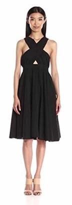 Rachel Antonoff Women's Becky Halter Dress