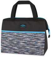 Thermos Insulated Studio Lunch Duffle in Blue/Black