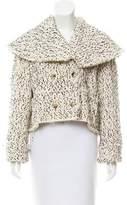 Rosie Assoulin Wool Bouclé Jacket w/ Tags