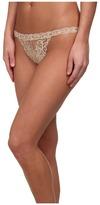 Natori Feathers Thong Women's Underwear