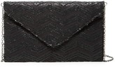 Urban Expressions Amara Convertible Faux Leather Envelope Clutch
