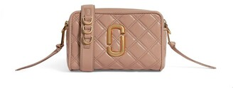Marc Jacobs The The Softshot Quilted Cross-Body Bag