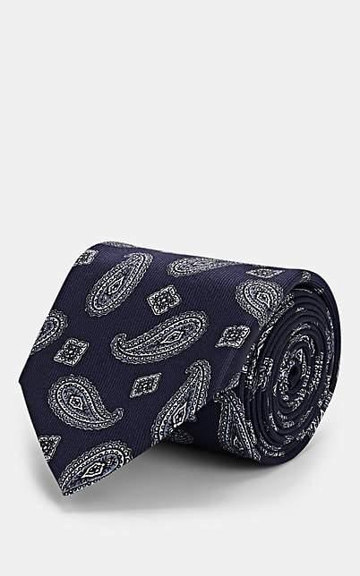 e749b3a23af8 Mens Light Blue Paisley Tie - ShopStyle