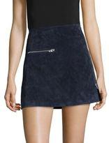 Blank NYC BLANKNYC Valentin Leather Mini Skirt