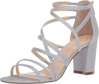 Jessica Simpson Women's Stassey Heel Sandal Pump