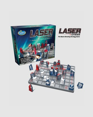 ThinkFun - Blue Games - Laser Chess Game - Teens - Size One Size at The Iconic