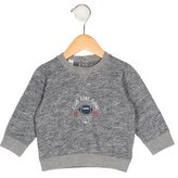 Petit Bateau Boys' Printed Knit Sweater