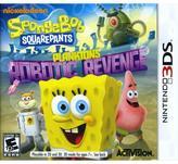 Nintendo Spongebob Squarepants: Plankton's Robotic Revenge 3DS