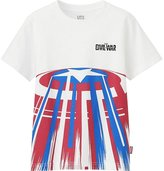 Uniqlo Boys Marvel Graphic Tee