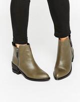 Aldo Flat Chelsea Boots