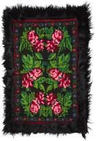 Zitanpixel Floral Wool Rug