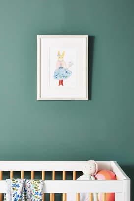 Artfully Walls Usagi Skirt Wall Art
