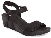 Teva Women's Ysidro Stitch Wedge Sandal