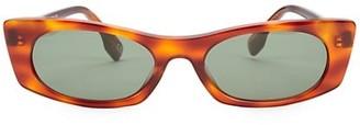 Le Specs Luxe 51MM Rectangle Sunglasses