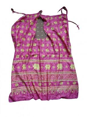 Non Signã© / Unsigned Hippie Chic Multicolour Cotton Skirts