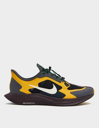 Nike Zoom Pegasus 35 Turbo Gyakusou Sneaker in Gold Dart/Pale Ivory