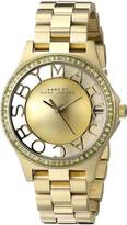 Marc Jacobs Henry MBM3338 Women's Wrist Watches, Dial