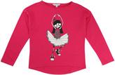 Little Marc Jacobs Dancer Miss Marc T-Shirt