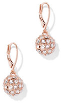New York & Co. Glittering Spherical Drop Earring