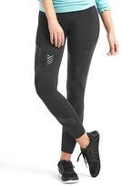 Gap gFast cross train shine print leggings