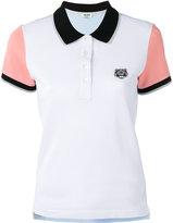 Kenzo Mini Tiger polo shirt - women - Cotton - XS