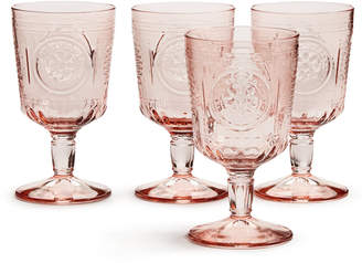 Bormioli Romantic Stemware Set of 4