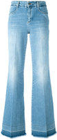 Stella McCartney 70's flared jeans - women - Cotton/Polyester/Spandex/Elastane - 25