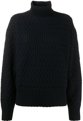 Victoria Beckham Polo Neck Jumper