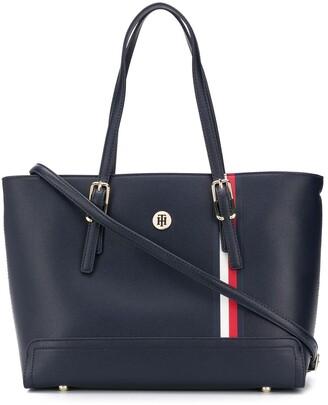 Tommy Hilfiger Stripe Detail 2way Bag