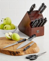 Zwilling J.A. Henckels Classic 16-Pc. Knife & Block Set, Created for Macy's