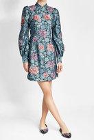 Marc Jacobs Embellished Jacquard Dress