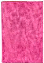 Aspinal of London Lizard refillable journal raspberry A5