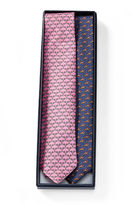 Polo Ralph Lauren Sporting Silk Narrow Tie Set