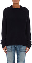 Nili Lotan Women's Karoline Lightweight Cashmere Sweater-NAVY
