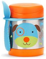 Skip Hop Zoo Little Kids & Toddler Stainless Steel Insulated Food Jar, Darby