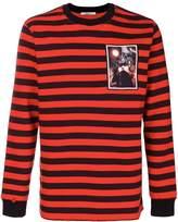 Givenchy striped sweatshirt