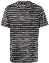 Missoni multi-stripe t-shirt - men - Cotton - L